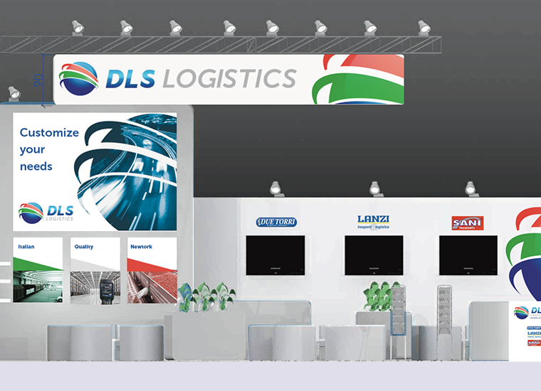 DLS Exhibition Stand Studio