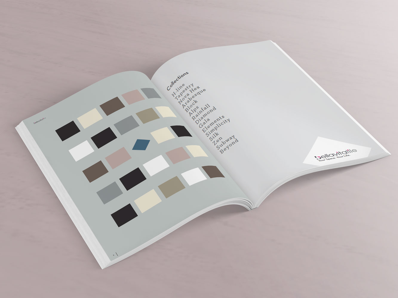 bellavitatile catalogue